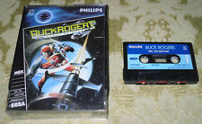 Buck ROGERS Game msx