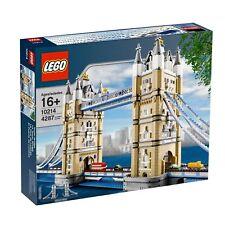 LEGO Expert Creator Tower Bridge #10214 Brand New Sealed (dented box)