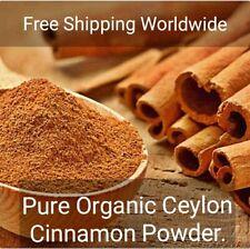 CEYLON CINNAMON POWDER High Quality 100% Natural Organic Pure ,SRI LANK