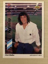 1994 Upper Deck World Cup 94 Abel Balbo Argentina #66 MINT!!!