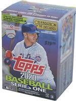 2020 Topps Baseball Series 1 Retail Edition Factory Sealed 7 Pack Relic Box