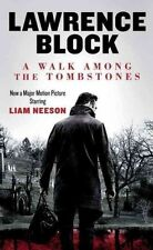 A Walk Among the Tombstones-ExLibrary