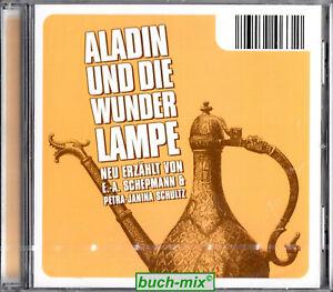 Aladin und die Wunderlampe - Neu erzählt von E.-A. Schepmann & P. J. Schulz- OVP