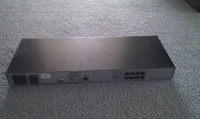 Dell PowerEdge 180AS 8-Port IP KVM Console switch 0PY252