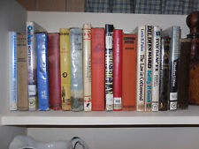 Large Lot Vintage Western Books Hardcovers Popular Authors **YOU PICK **