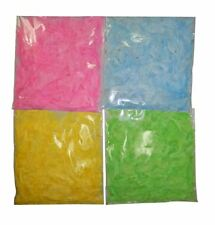 New Bright Easter Synthetic Feathers Decorations Arts Craft x1 pack 10G