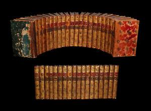 [PHILOSOPHIE Edition encadrée] VOLTAIRE - Oeuvres complètes. 40/40. 75 pl. 1775.
