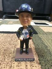 **RARE** NOAH SYNDERGAARD LAS VEGAS 51'S FIREMAN BOBBLEHEAD NEW YORK METS MLB