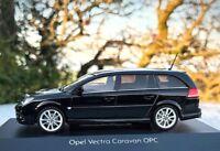 Opel Vectra C OPC Caravan ~ Vauxhall Vectra VXR Estate 1:43 Model Car ~ SCHUCO ~