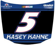 NASCAR #5 Kasey Kahne Hood Shaped Magnet-NASCAR Magnet-NEW for 2016!