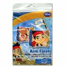 Inflatable Arm Bands Jake & The Neverland Pirates Age 3+ NEW