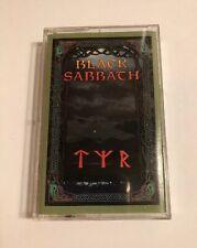 Tyr by Black Sabbath, Cassette, 1990, I.R.S. Records (U.S.) RARE