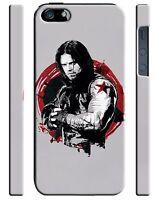 Civil War Winter Soldier Iphone 5s SE 6S 7 8 X XS Max XR 11 12 Pro Plus Case 1