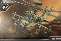 Academy 1/48 AH-64 Longbow Apache 12268 Helicopter Plastic Model Kit