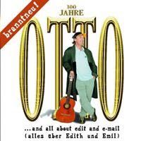 """OTTO """" 100 JAHRE OTTO"""" CD NEW!!"""