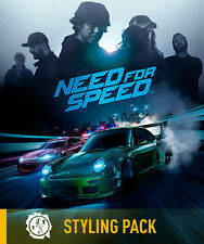 Need For Speed 2015 - Styling Pack DLC [Xbox One XB1, 3 Exclusive Items] NEW