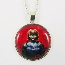 ANNABELLE NECKLACE the conjuring haunted killer doll horror movie halloween