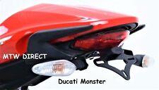 R&G RACING BLACK TAIL TIDY Ducati Monster 821 (2016)