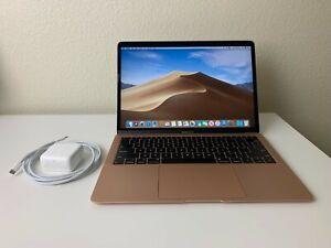 "Apple MacBook Air 13"" Rose Gold 2018 1.6 GHz Intel Core i5 8GB 256GB"