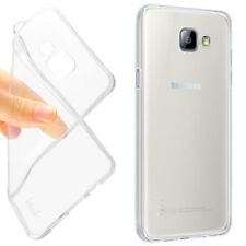 Samsung Galaxy A5 (2016) Transparent Silicon Back Cover Hoesje