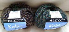 New listing New Berroco yarn Keltic green shades 2 skeins