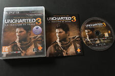 Uncharted 3 La Traición de Drake Edición Año PS3 Play Station 3 PAL ESPAÑOL