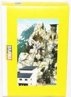Brawa H0 6341 Nebelhornbahn Gebäudesatz für Berg- und Talstation - NEU + OVP