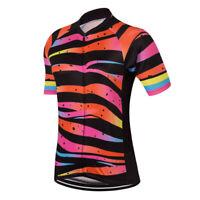 2020 Women Cycling Jersey Uniform Short Bicycle Sportswear Bike MTB Car Clothing