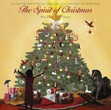 The Spirit of Christmas by Nancy Tillman (2009, Hardcover)