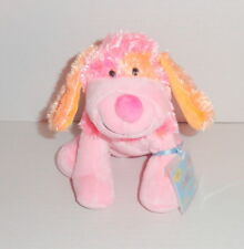 New Webkinz Pink Punch Cheeky Dog Plush SEALED CODE HM495 Puppy P87