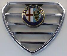 coeur calandre chromée Alfa Roméo Giulietta Alfetta GT GTV Alfasud 33 ???