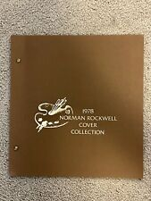 1978 Norman Rockwell Cover Collection