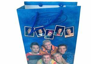 N Sync Music Memorabilia NSync Justin Timberlake Boy Band tote bag clutch Lance