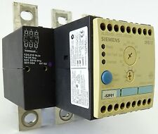 Siemens 3rb12 surcharge relais Overload relay 125-500a 220-240v AC 3rb1257-0km00
