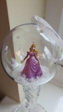 Disney Princess Aurora Christmas Bauble Handmade