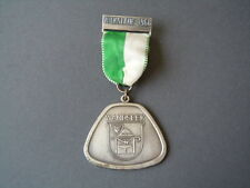MEDAGLIA con nastro spilla 1. INT. unità popolare e andare popolare 1968 Wandsbek 31,5 G