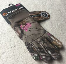 Scentlok Women's Gloves Wild Heart Large XL Realtree Xtra Camo $29.99 NWT