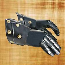 Medieval Gauntlets Functional Knight Mitten Gloves Re-enactment Larp Sca costume