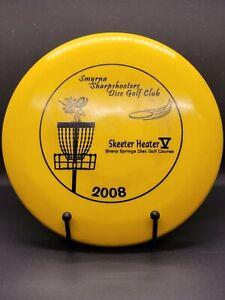 *RARE* Yellow PFN Patent # Star Aviar Driver 174g Innova Disc Golf OOP