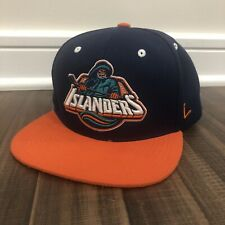 New York Islanders Fisherman Hat, Zephyr NY NHL Hockey Jersey Logo Snapback Cap