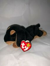 Ty Beanie Baby 1996 Doby the Doberman dog, great condition