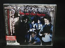 SONIC SYNDICATE Love And Other Disasters + 3 JAPAN CD + DVD Fallen Angels Septim