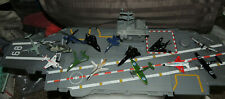 Vintage Large Aircraft Carrier by Redbox Toys & Planes,Helicopters