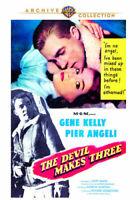 The Devil Makes Three (1952 Gene Kelly) DVD NEW