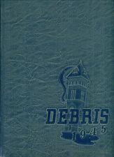 Debris 1945 -- Purdue University yearbook