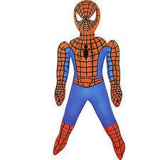 POUPEE GONFLABLE SPIDERMAN HEROS 60 CM JOUET personnage DESSIN ANIMEE JOUET
