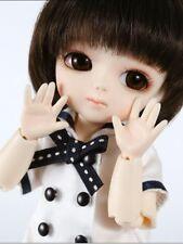 "New 1/8  Girl BJD SD Doll Wig Dollfie 5"" DZ DOD LUTS Big Baby Bjd Doll Wig"