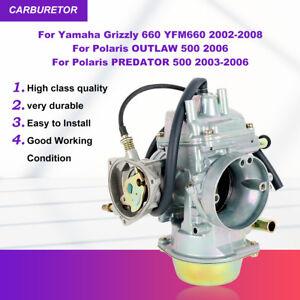 Carburetor Carb Fit For Polaris Predator 500 2003-2006 Outlaw 500 2006 ATV
