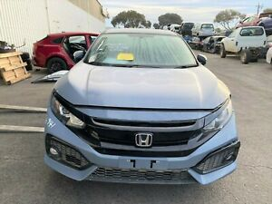 WRECKING 2018 HONDA CIVIC, 10TH GEN, HATCH ( PARTS ONLY)