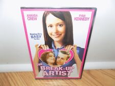 The Break-Up Artist (DVD, 2009) Amanda Crew, Ryan Kennedy BRAND NEW SEALED!!!